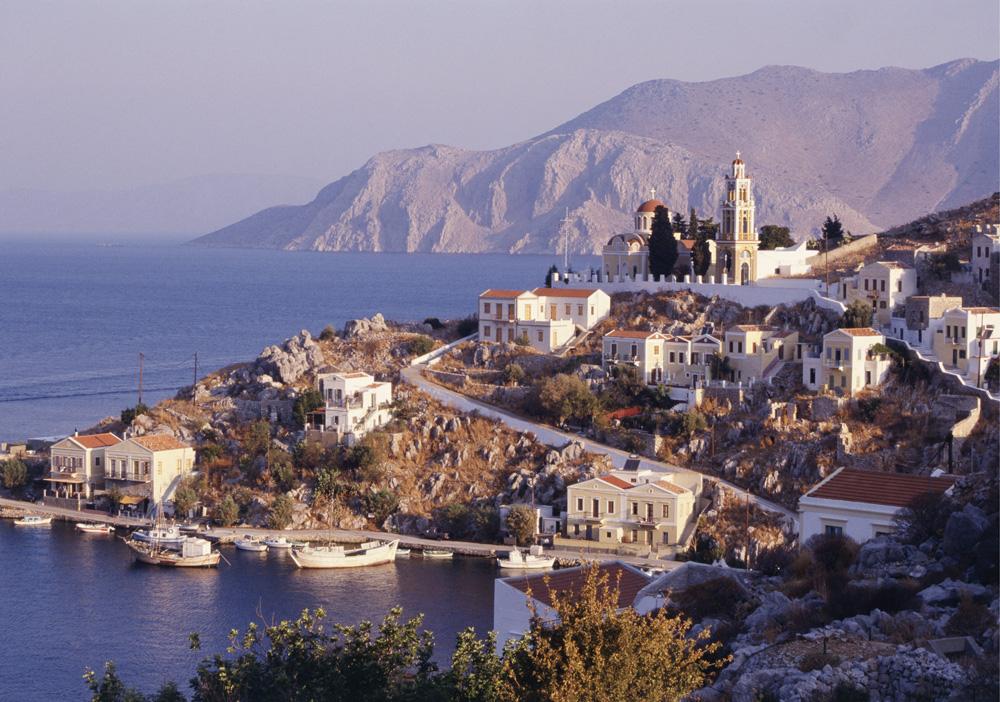 Площадь квартиры в греции