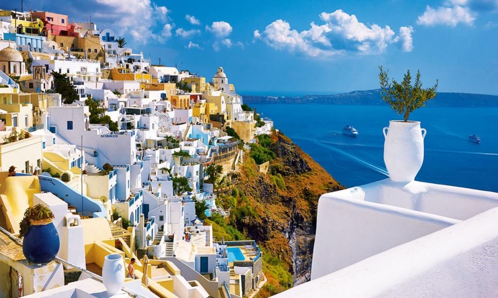 Виллы в греции на море недорого